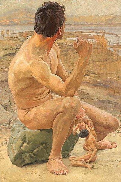 Otto Greiner's Prometheus