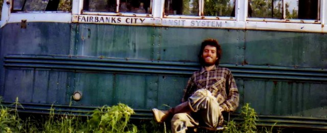 One of the last self captured photos of Christopher McCandless