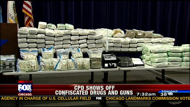 """drugs in chicago The chicago sun-times reported a """"heroin highway"""" bringing the drug from inner-city chicago out to suburban dupage county usa today ran a series of pieces, ."""