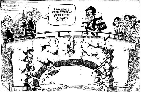 Kal's Cartoon in the Economist